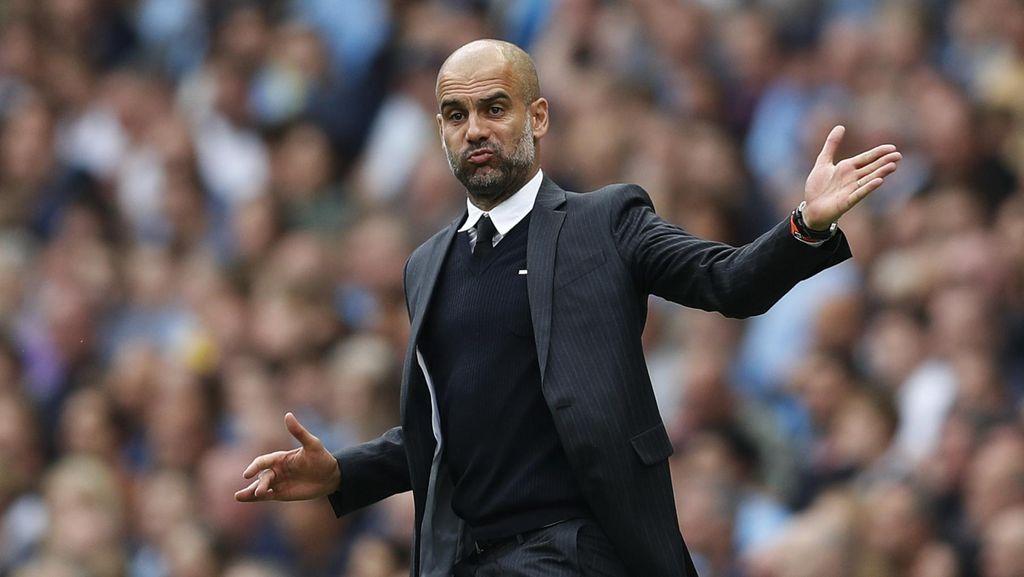 Jelang Derby Manchester, Guardiola Belum Nonton MU-nya Mourinho