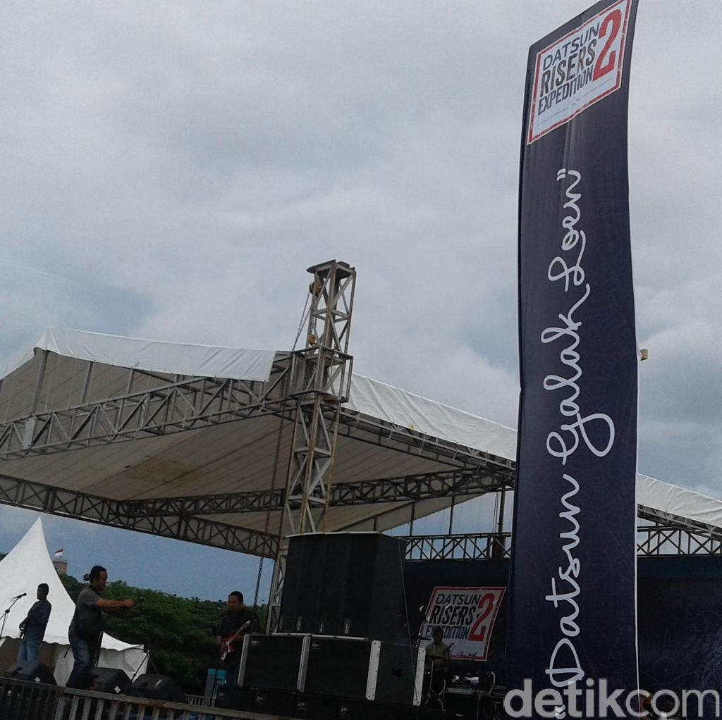 Datsun Risers Expedition 2 Aceh Ditutup dengan Mini Festival