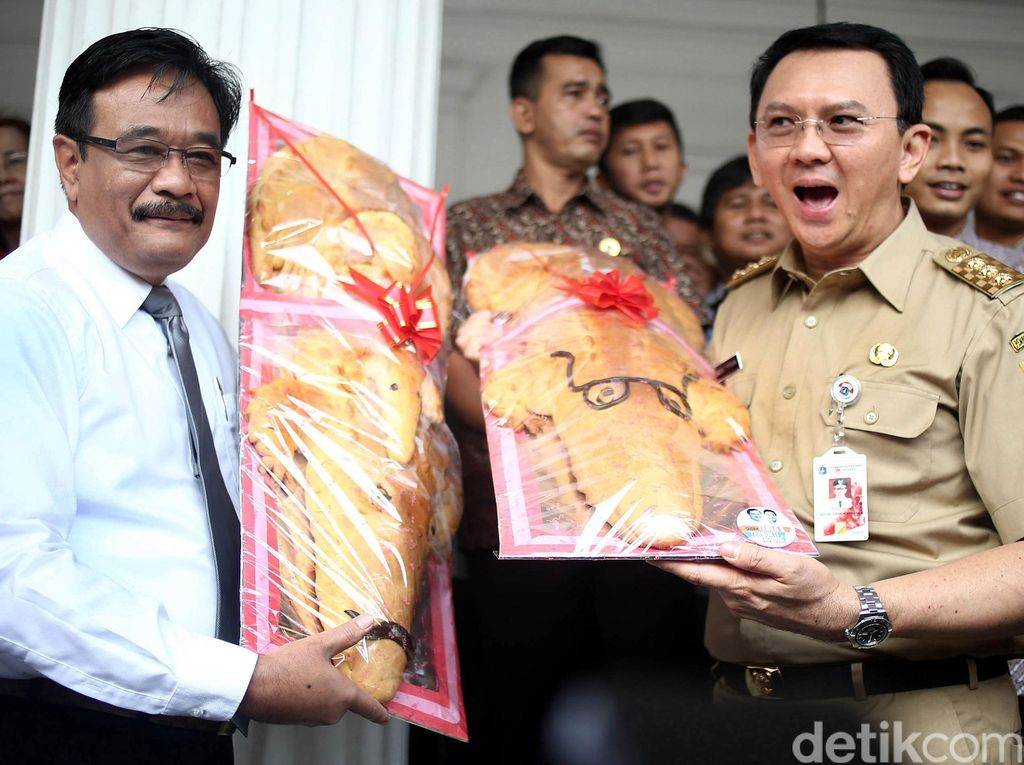 Bila Pemilik Lahan Bantaran Kali di Kemang Tak Mau Jual ke DKI, Ahok: Sita!
