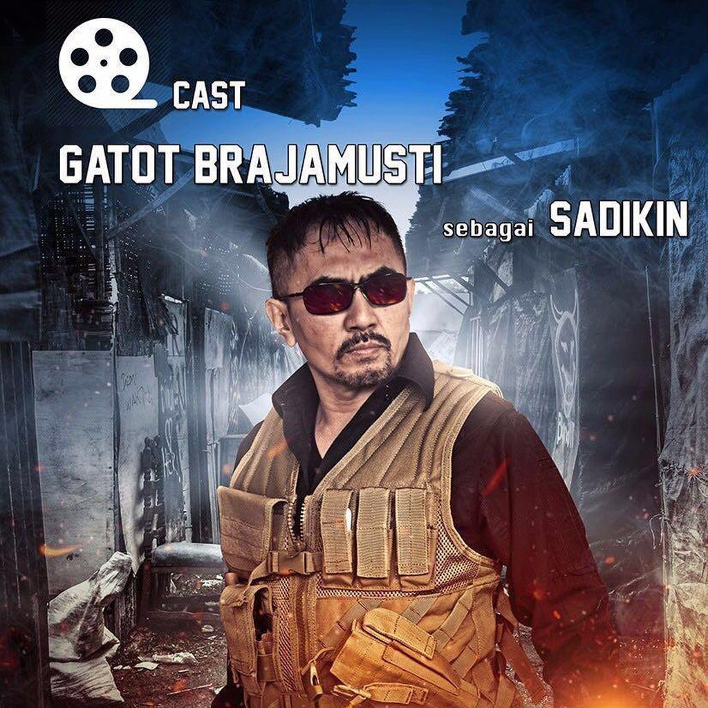 Ironi Gatot Brajamusti dan Film DPO