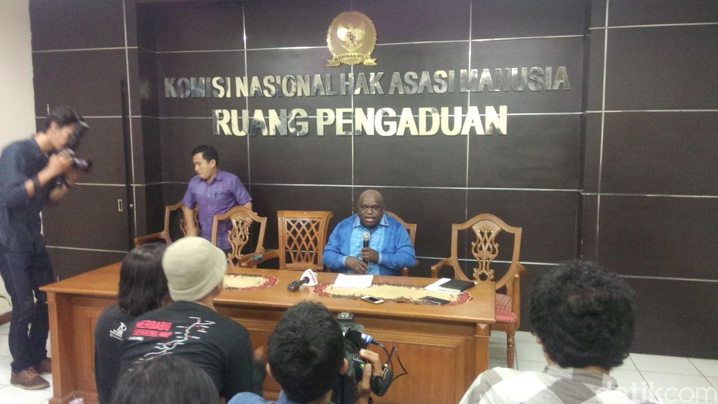 Bentrok TNI AU dan Warga di Medan, Komnas HAM Minta Dilakukan Penyelidikan