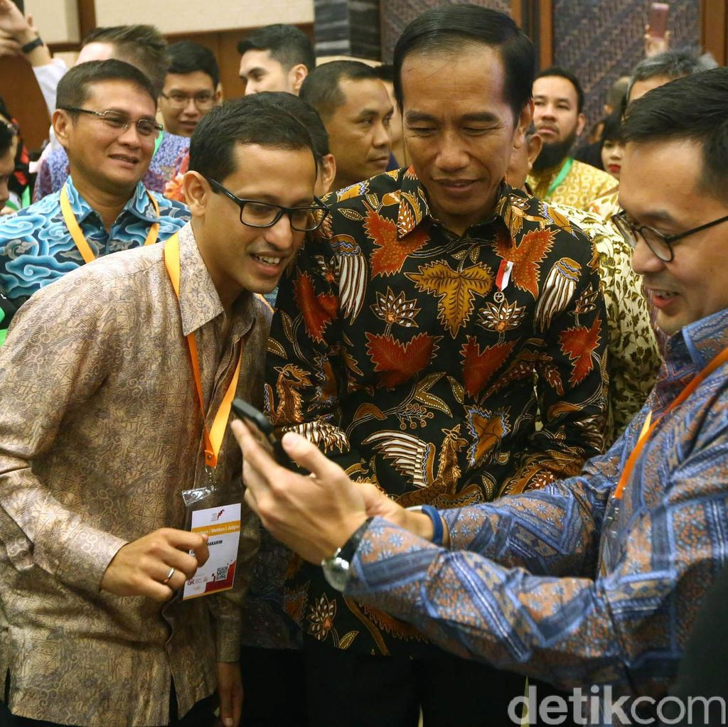 Geber Ekonomi Digital, Jokowi: Startup Harus Diprioritaskan!