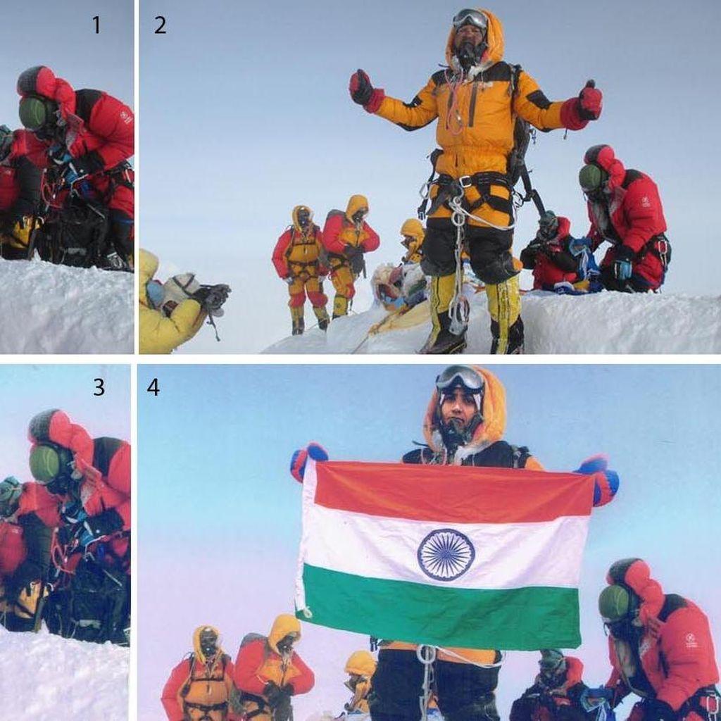 Rekayasa Pendakian Puncak Everest, 2 Warga India Dilarang Mendaki 10 Tahun