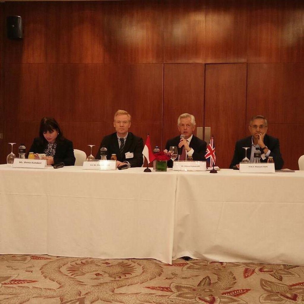 Pasca Cerai dari Uni Eropa, Inggris Gencar Investasi di RI
