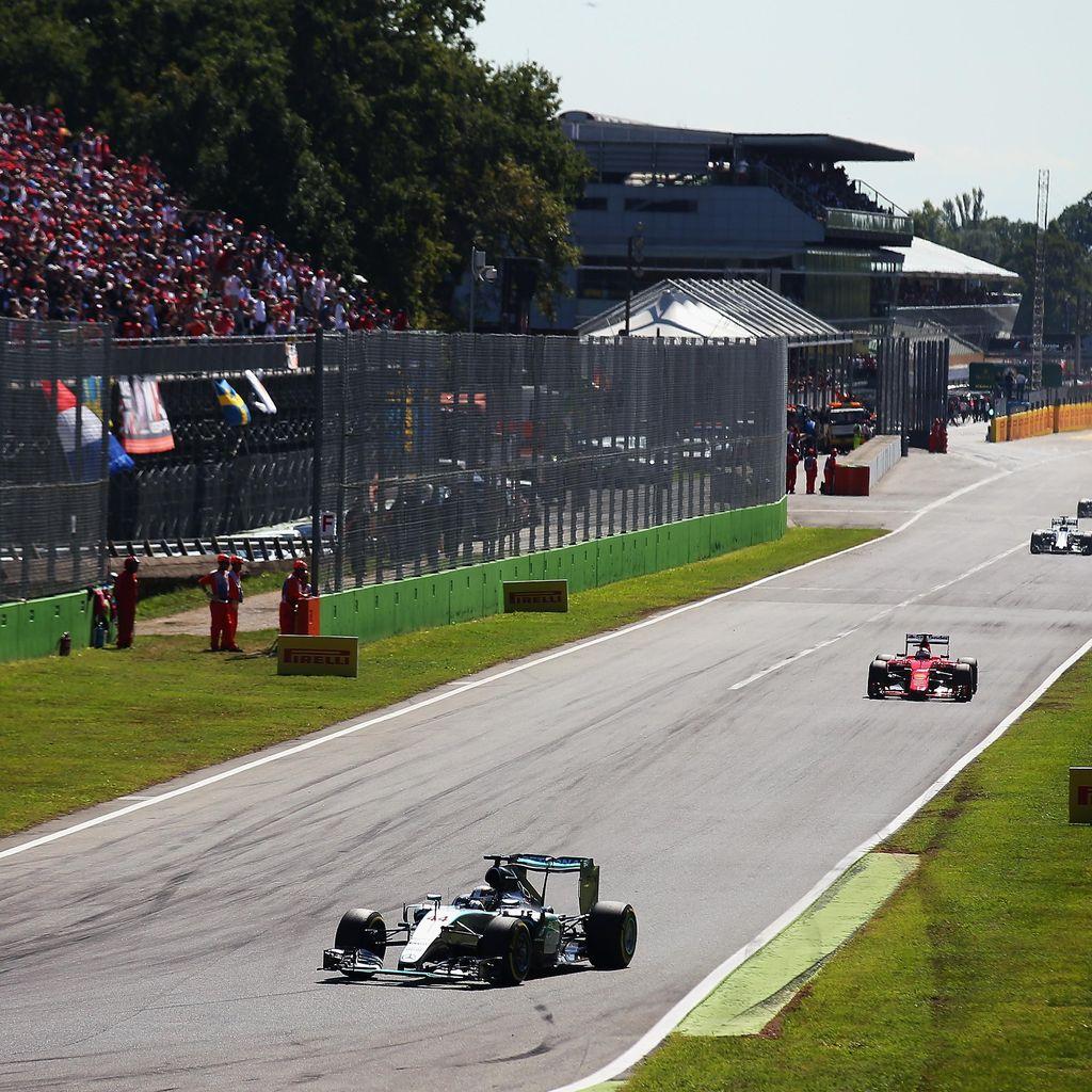 GP Italia dalam Angka
