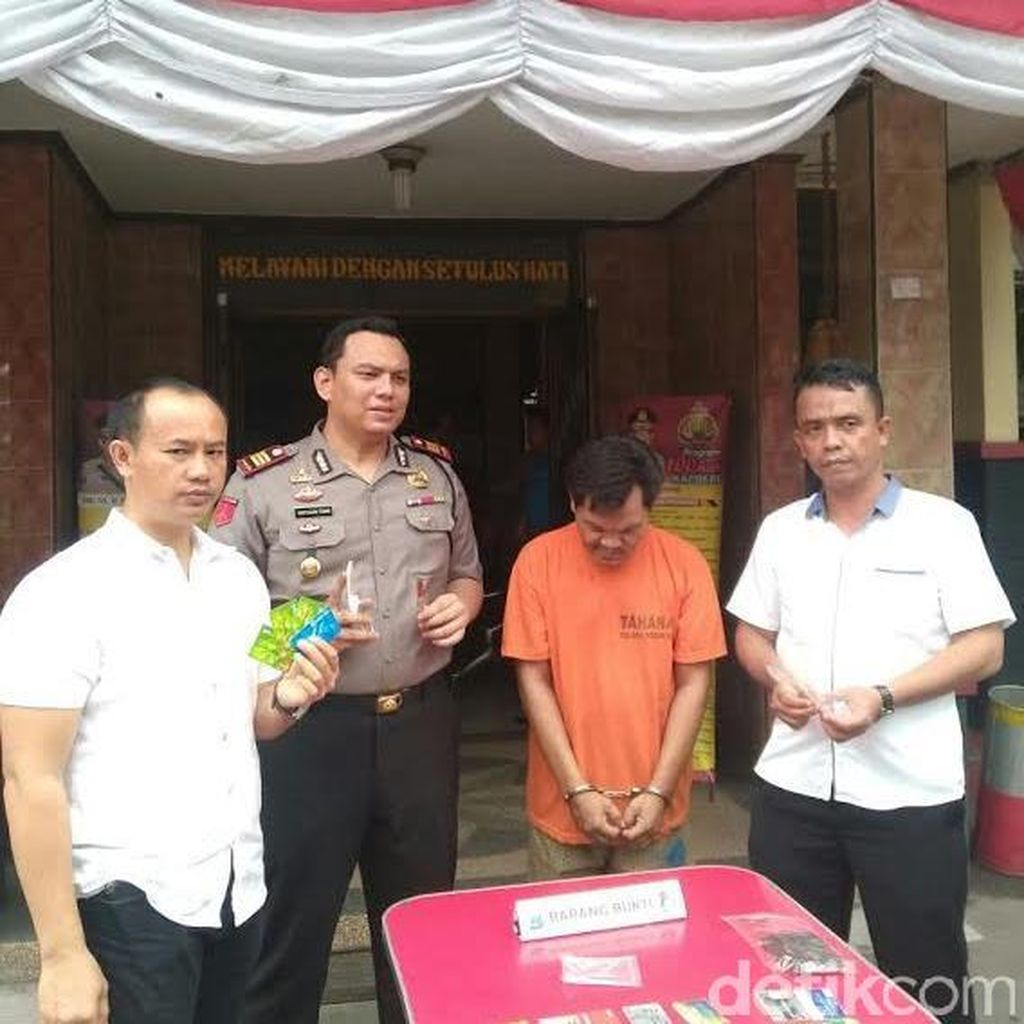 Spesialis Pembobol ATM di Medan Dibekuk: Pakai Modus Tukar Kartu