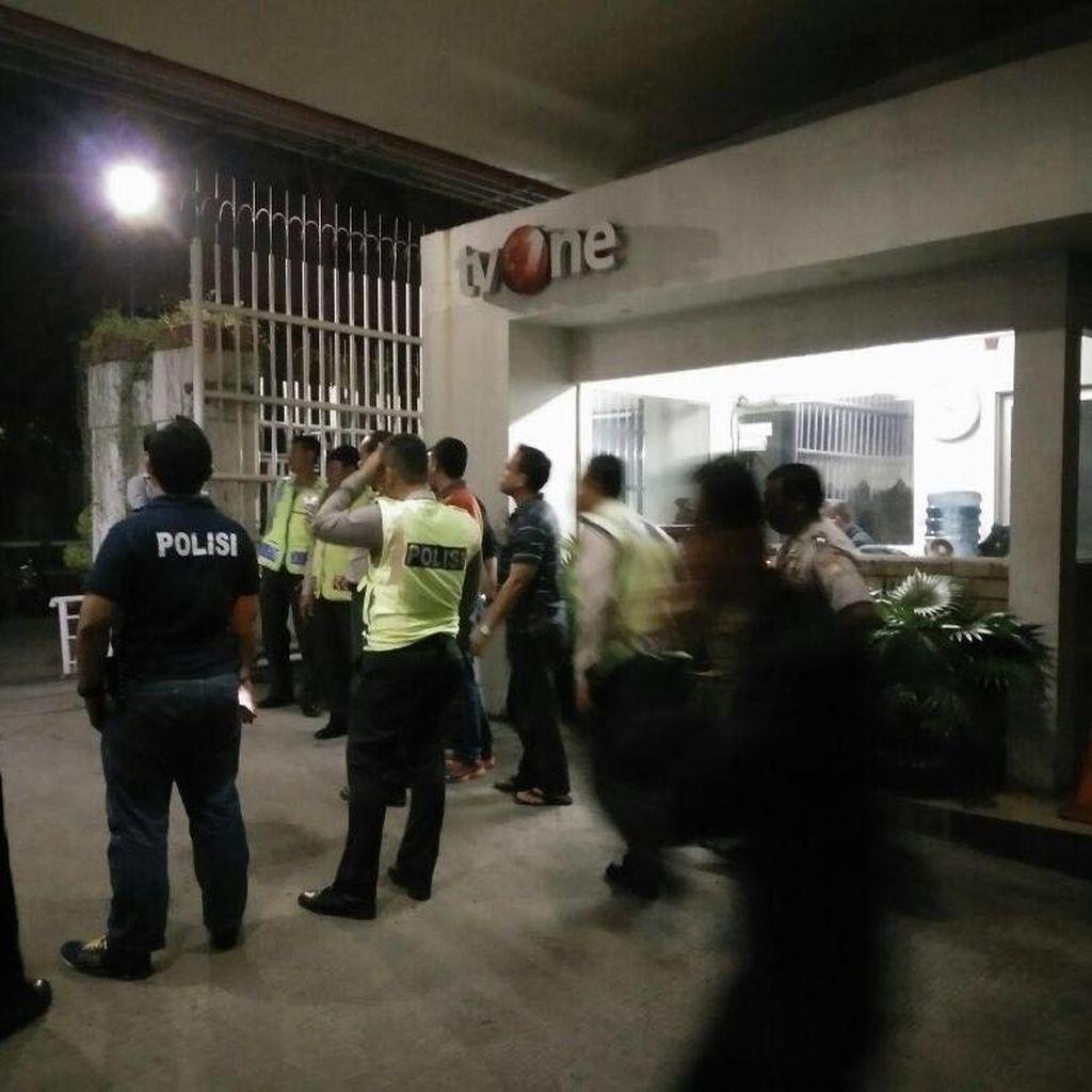 Kantor tvOne Diancam Bom, Tim Gegana Sisir Lokasi