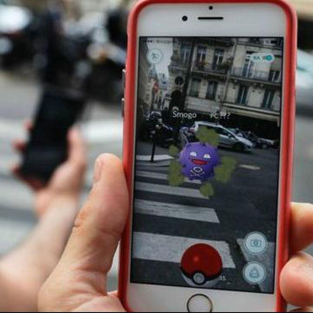 Pemain Pokemon Go di Inggris Terlibat Ratusan Insiden