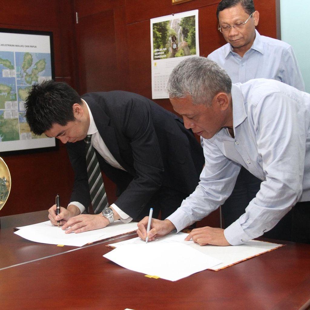 Proyek Listrik 35.000 MW Jalan Terus, PLN Bangun PLTGU di Muara Karang