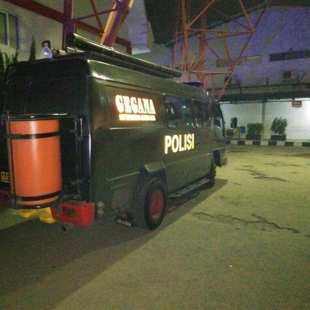 Polisi: Penyisiran di Kantor tvOne Selesai, Tidak Ditemukan Bom