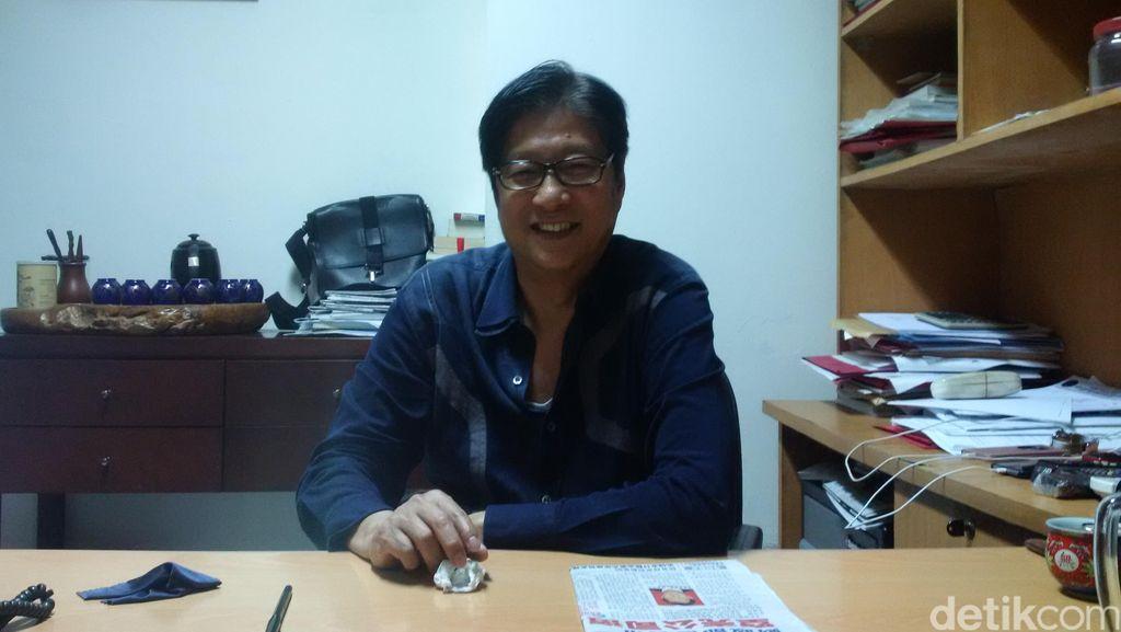 Diangkat Jadi Ketua PDIP DKI, Ady Wijaya: Tidak Ada Urusannya dengan Ahok