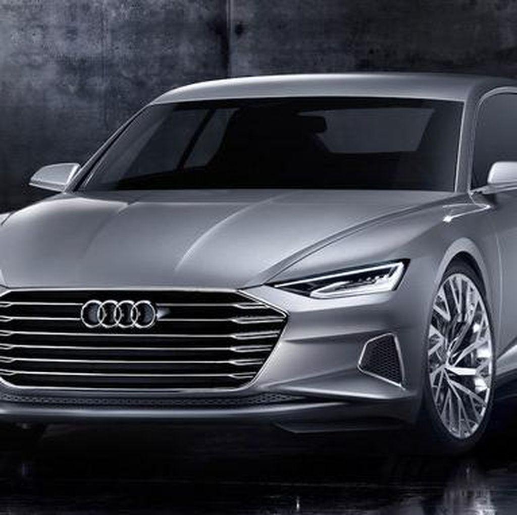 Sedan Mewah Bertenaga Listrik Ini Siap Dilahirkan Audi