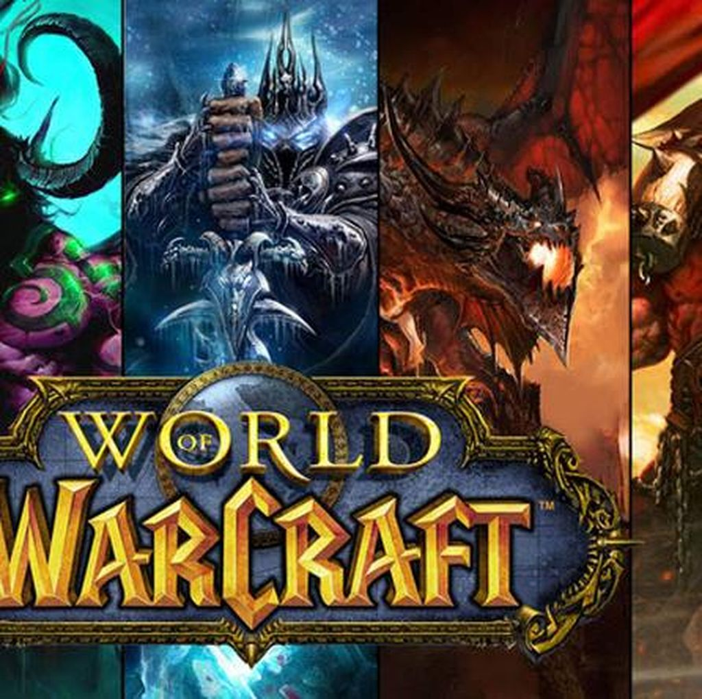 Server World of Warcraft Dihajar Dedemit Maya
