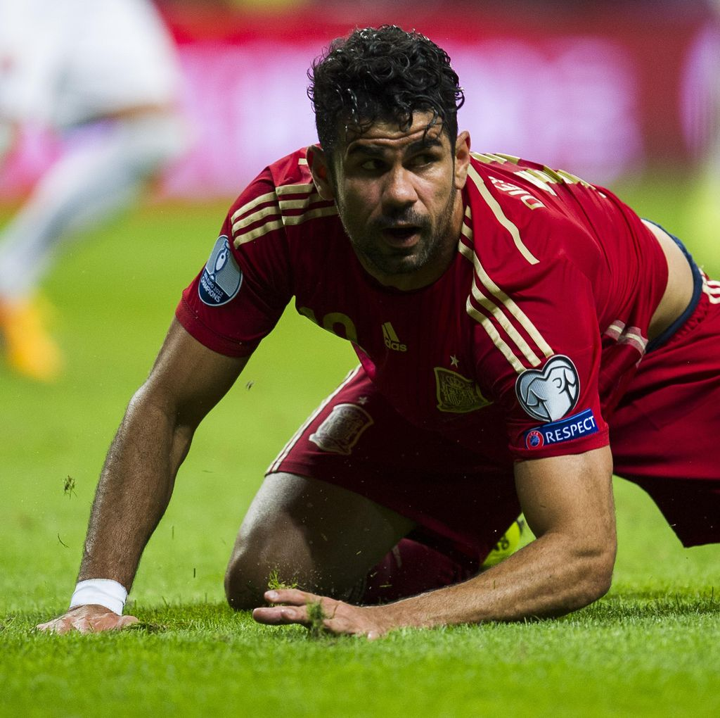 Masuk Skuat Spanyol Lagi, Diego Costa Takkan Ubah Karakternya