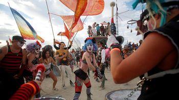 Festival Padang Gurung Nevada