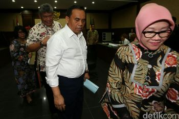Sekda DKI Saefullah Bersaksi untuk Sanusi