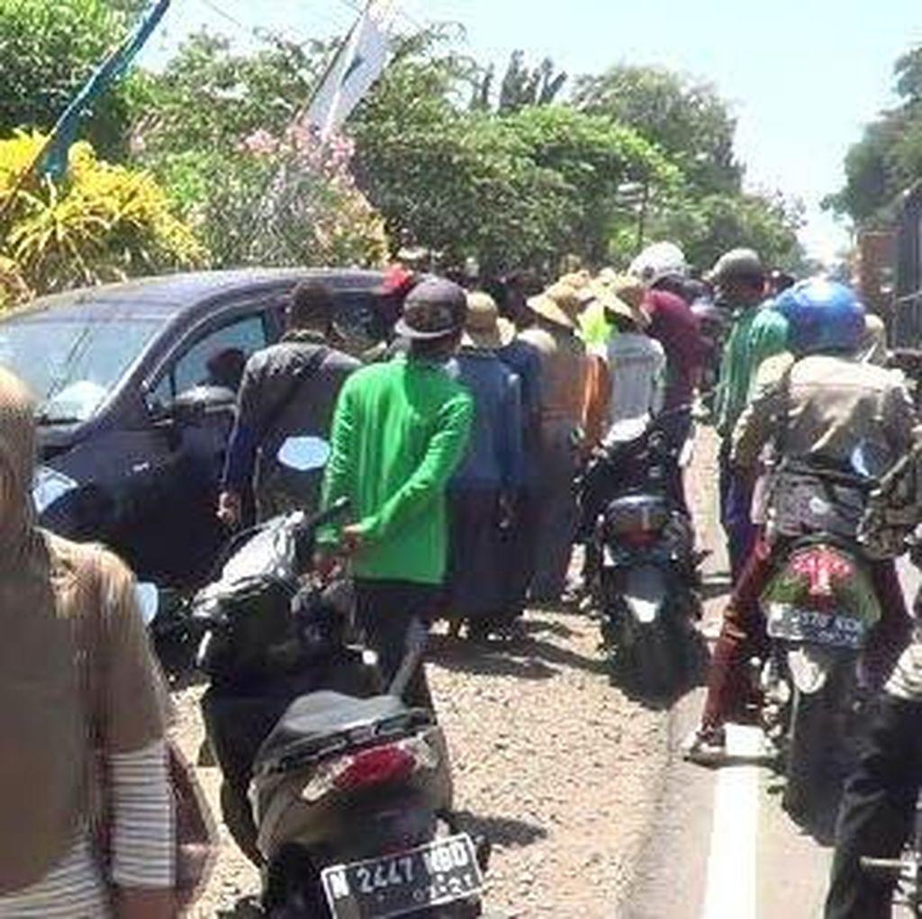 Kecelakaan Beruntun di Jalur Pantura, Satu Orang Tewas dan Empat Orang Luka