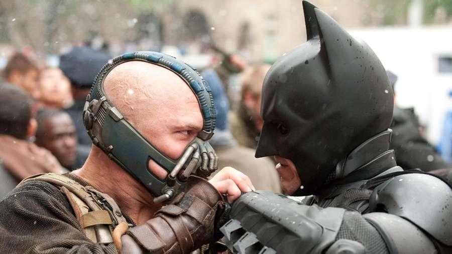 The Dark Knight Rises Jadi Simbol Sosok Batman Tak Terganti