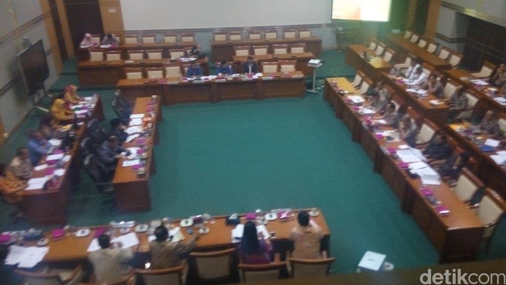 Pansus RUU Terorisme Usul Tingkatkan Status BNPT Setingkat Menteri