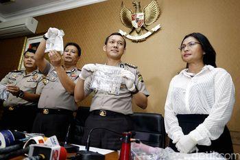 Polisi Pastikan Kristal di Rumah Gatot Brajamusti Positif Sabu