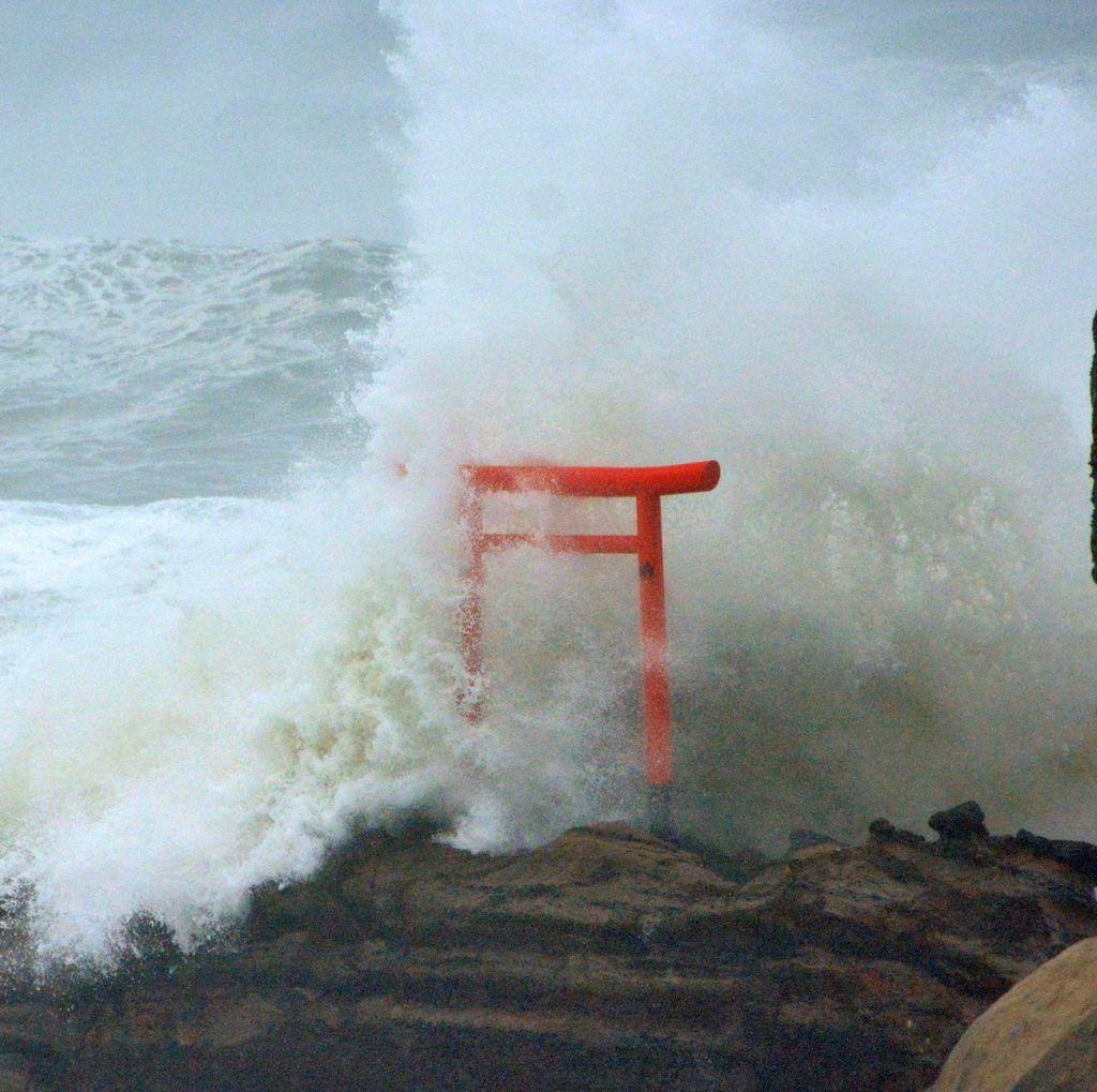 Topan Lionrock Tewaskan 9 Orang di Panti Jompo Jepang
