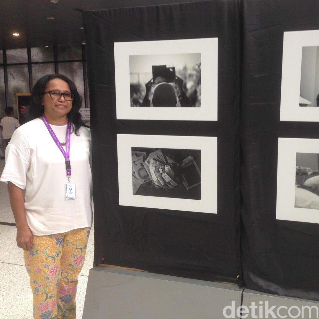 Lewat Foto, Wanita Ini Abadikan Perjuangan Pasien Kanker Payudara