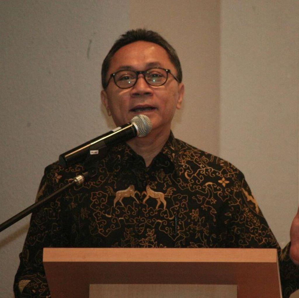 Bicara Pentingnya Haluan Negara, Ketua MPR Ajak Akademisi Beri Masukan