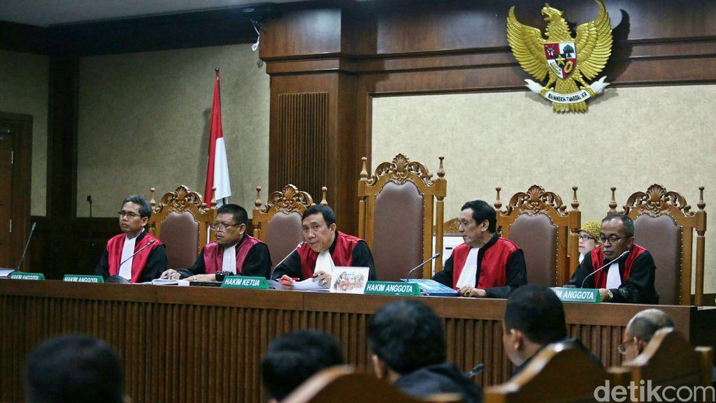 Skandal Dagang Perkara, Ketua Majelis Saipul Jamil Dijanjikan Rp 250 Juta