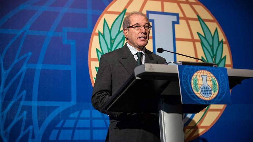 OPCW Umumkan Sisa Cadangan Senjata Kimia Libya Berhasil Dimusnahkan