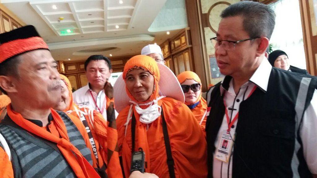 Bertemu Dirjen PHU, Jemaah Bandingkan Peningkatan Layanan Haji Dulu dan Kini