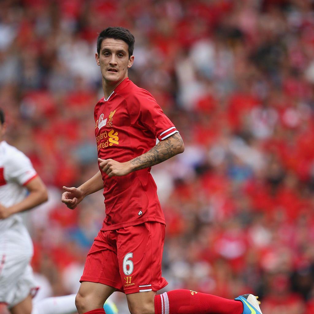 Liverpool Lepas Luis Alberto ke Lazio