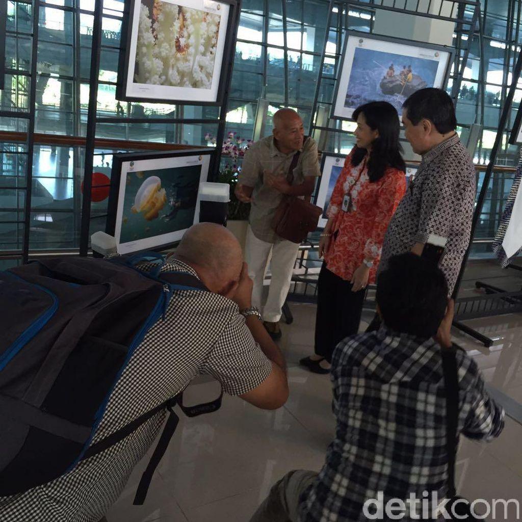 Pameran Foto Saya Indonesia Digelar di Terminal 3 Ultimate