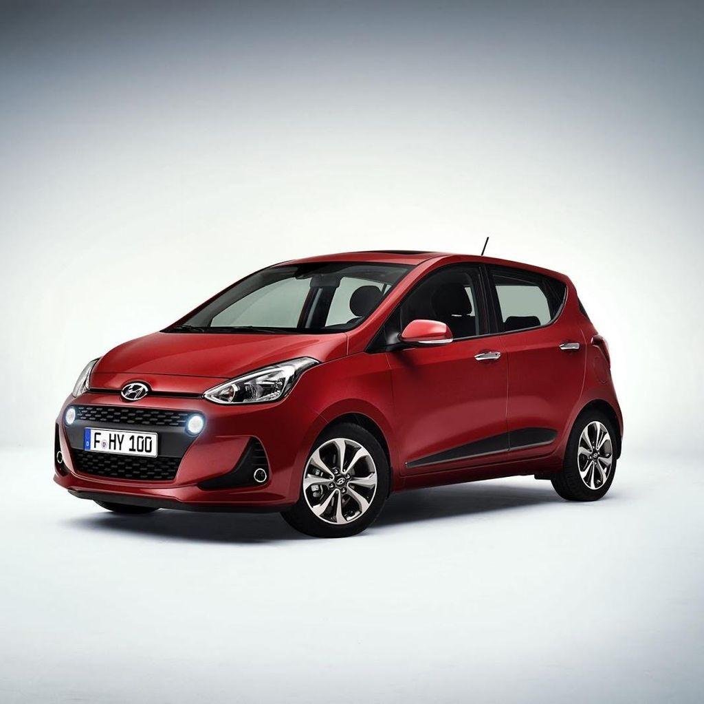 Jelang Debut di Paris, Hyundai Kenalkan i10 Terbaru