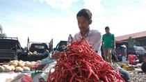 Harga Cabai di Aceh Naik 100% Jelang Meugang