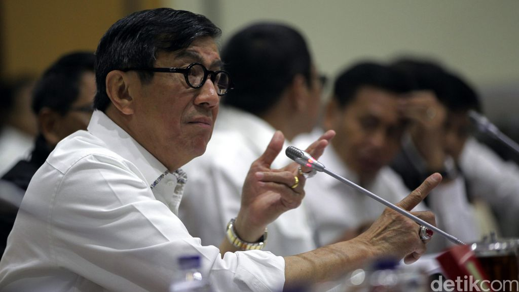 Draft RUU Pemilu Segera Dikirim, Menkum HAM: Akan Ada Perdebatan Seru di DPR