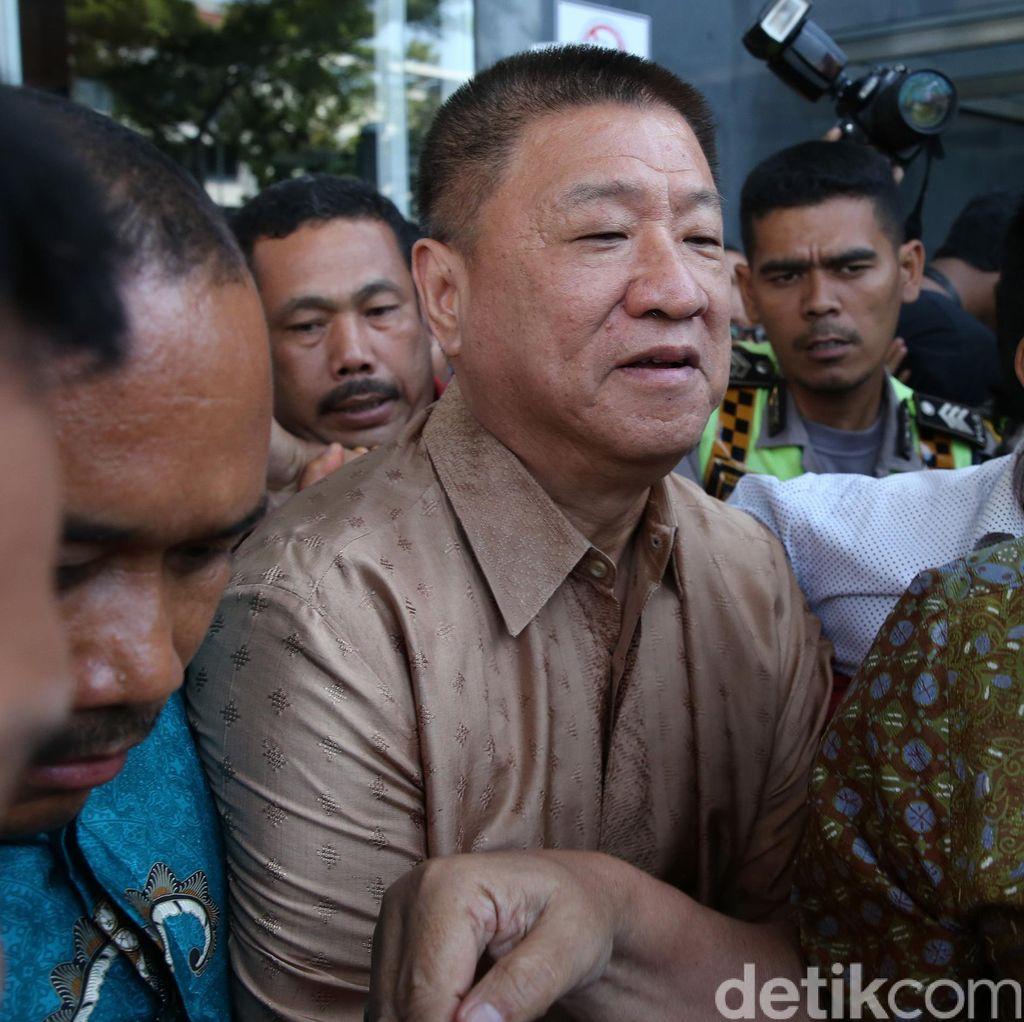 Aguan Bertemu Jokowi, KPK: Tak Ada Kaitan dengan Status Hukumnya