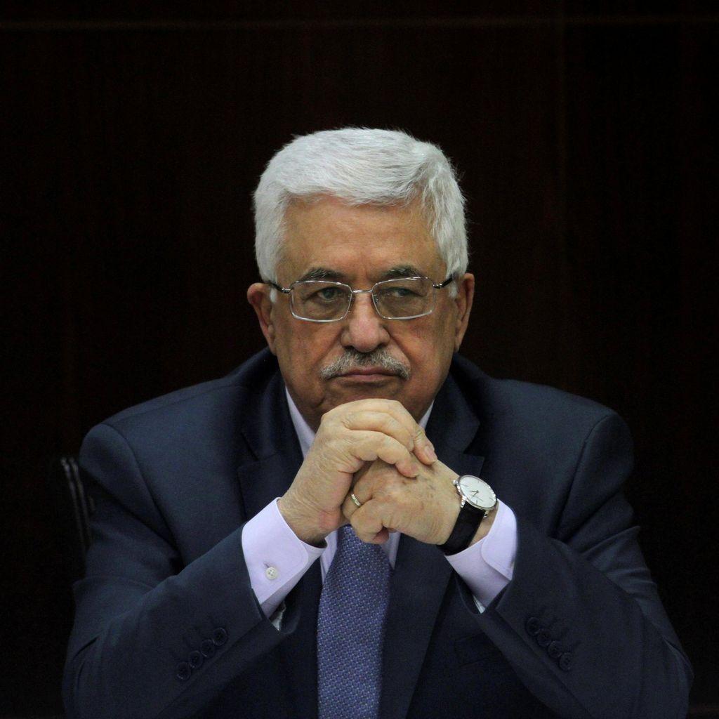 Presiden Palestina Berencana Hadiri Pemakaman Shimon Peres