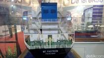 PT PAL Bikin Kapal Tanker Terbesar di Indonesia