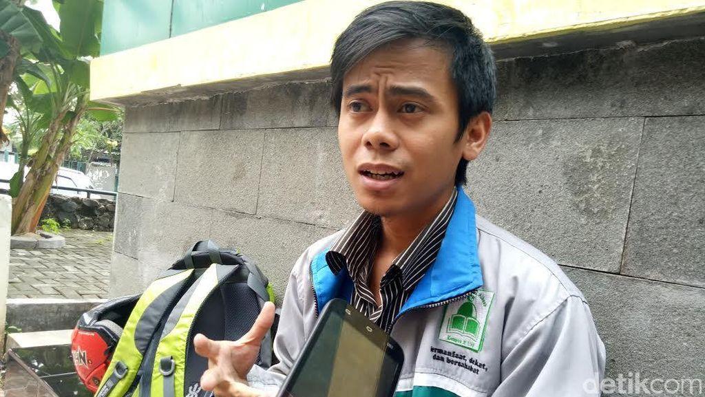 Febi Mahasiswa UNJ yang Bikin Video Tolak Ahok: Kafir itu Bukan SARA