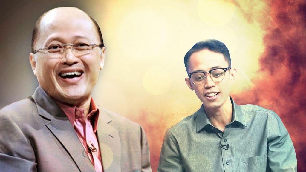 Jawaban Mario Teguh atas Tantangan Deddy Corbuzier, Ruben Bela Raffi-Ayu