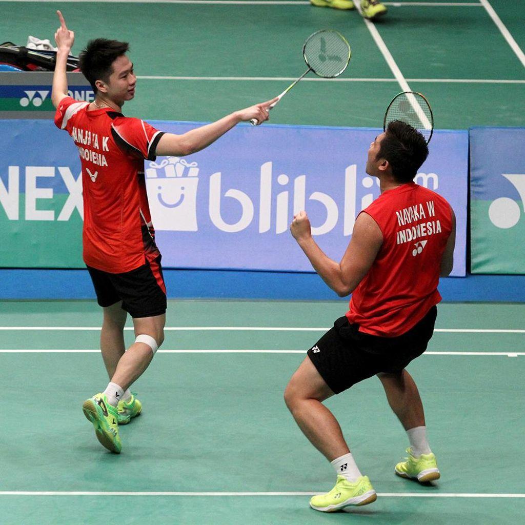 Indonesia Loloskan Dua Wakil ke Final