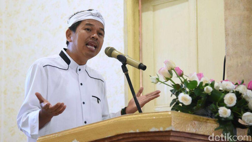 Bupati Dedi Anggap Wajar Ongkos Pelayanan di Desa