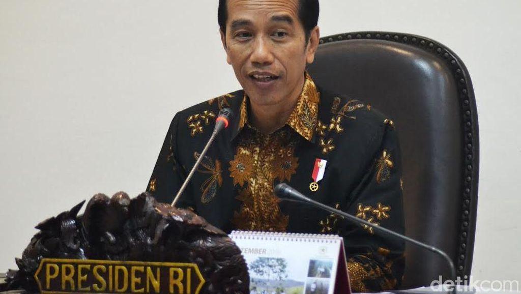 Jokowi Ajak Gubernur se-Indonesia Cari Solusi Berantas Pungli di Daerah
