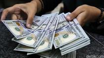 Dolar AS Turun ke Rp 13.073