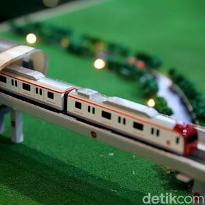 Pembangunan LRT Bandung Batal Pakai APBN 100%, Ini Langkah Pemkot Bandung
