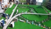 Ini Penampakan Maket Proyek LRT yang Dikerjakan Adhi Karya