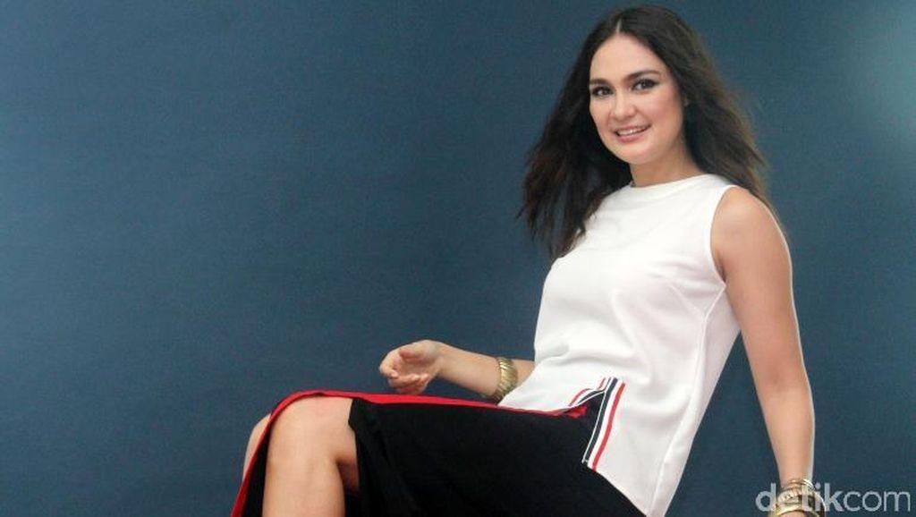 Sibuk di Dunia Bisnis, Luna Maya Tak Punya Target Nikah