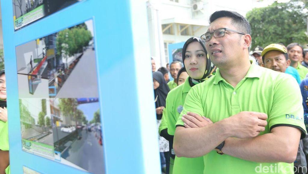 Hari Jadi Kota Bandung ke-206, Dewan Beri Catatan untuk Ridwan Kamil