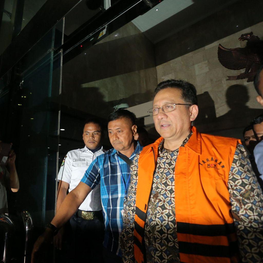 Dijenguk Wapres, Pengacara Irman Gusman: Itu Tanda Pak JK Simpatik