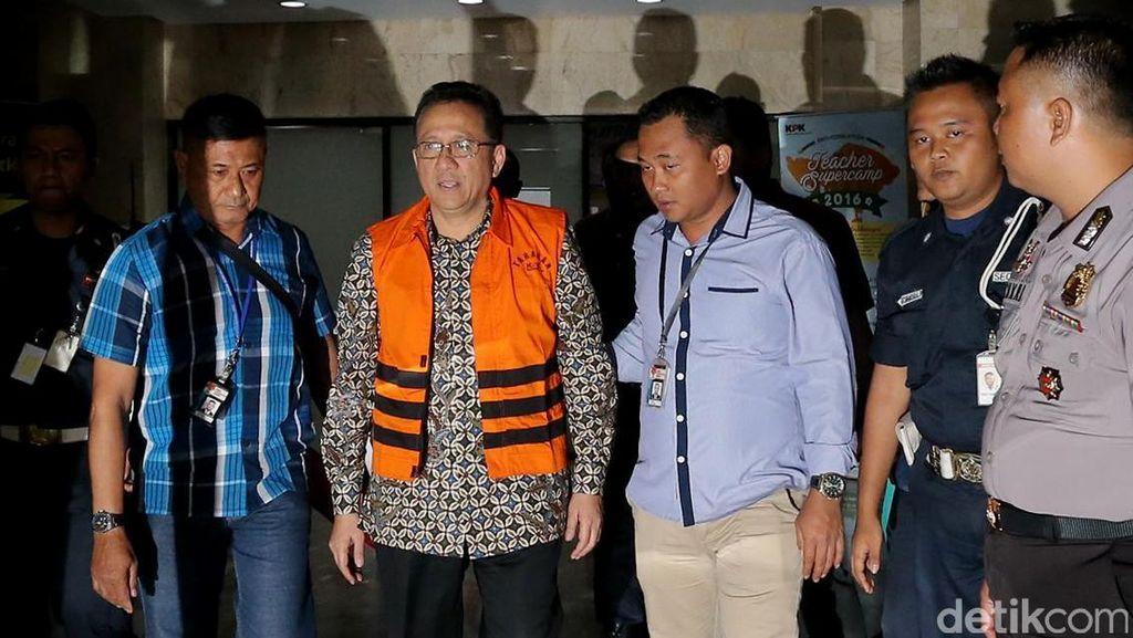 Jenguk Irman Gusman di Sel, Wapres JK Kurang Peka Perasaan Masyarakat